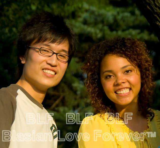 Asian Black & Asian White Interracial Dating