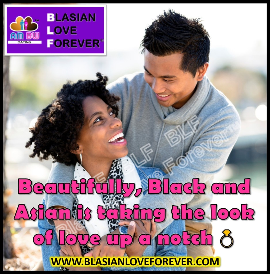 Black Women Asian Men